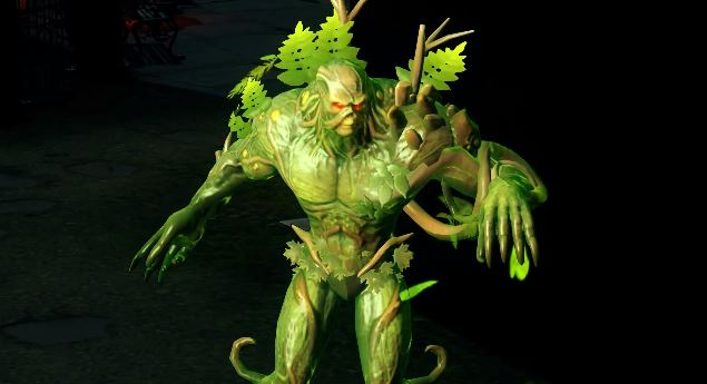 Infinite Crisis | Swamp Thing Trailer