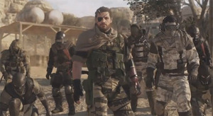 The Game Awards 2014: Metal Gear Online gameplay