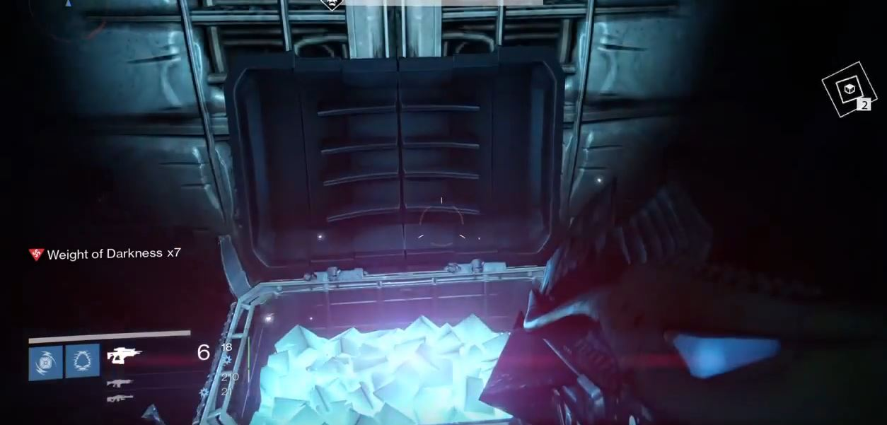 Destiny Walkthrough: Solo farming the 1st chest in The Dark Below Crota's End raid