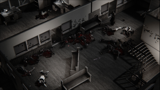 Hatred   Steam Greenlight 'Call to Arms' Teaser Trailer