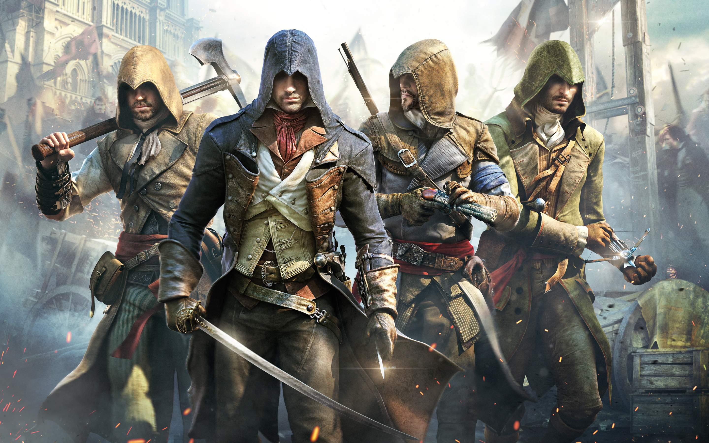 10 Off-The-Wall Ideas for Assassin's Creed Locations