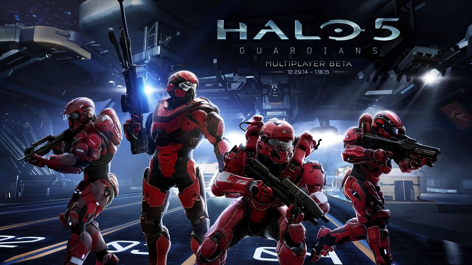 Halo 5: Guardians | Multiplayer Beta Trailer