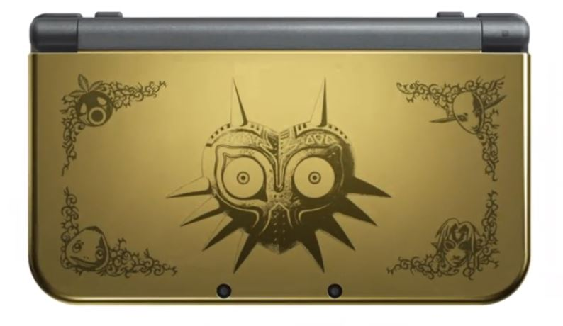 New Nintendo 3DS XL | Majora's Mask Edition