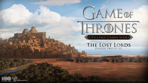 Game of Thrones: A Telltale Games Series | Episode 2: The Lost Lords Trailer