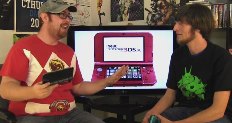 New Nintendo 3DS XL First Impressions