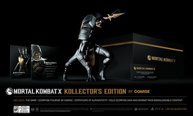 Mortal Kombat X | Making The Kollector's Edition