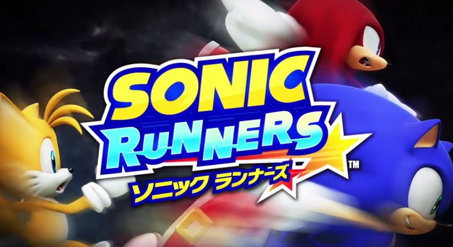 Sonic Runners | Teaser Announcement Trailer