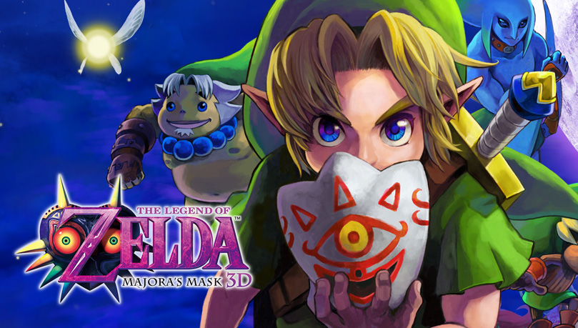 The Legend of Zelda: Majora's Mask 3D Rapid Reaction