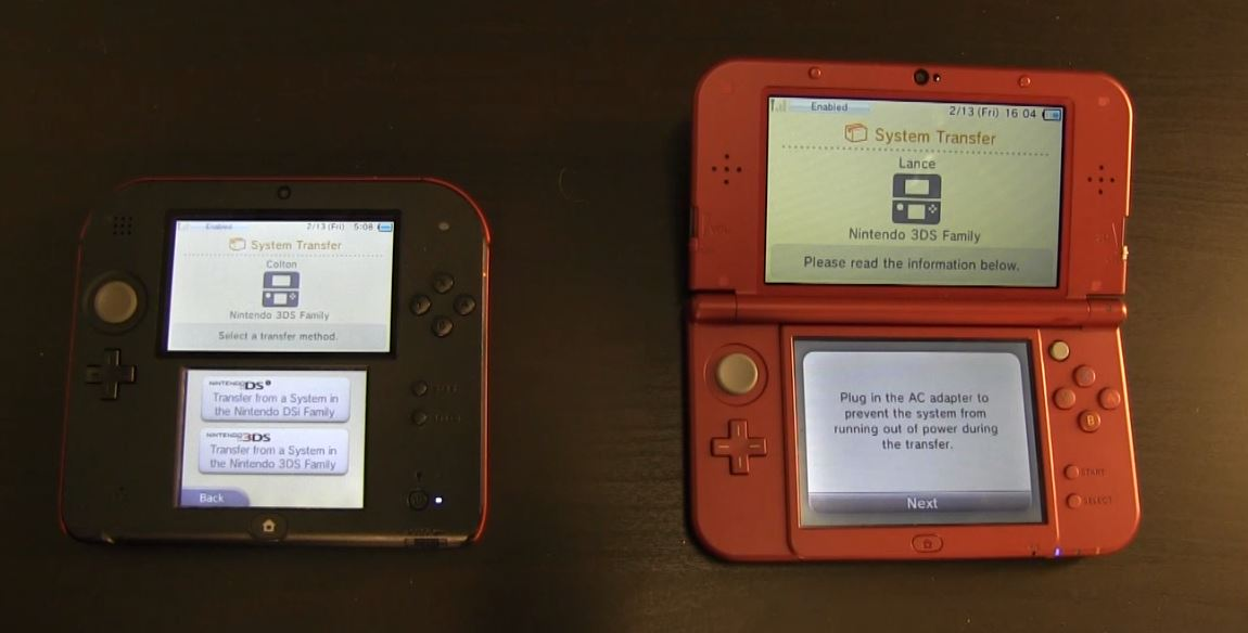 How to transfer your content to your New Nintendo 3DS using a MicroSD card