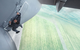 Mission: Impossible Rogue Nation | 'Fate' Announcement Trailer