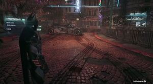 "Batman: Arkham Knight | PS4 Gameplay Video ""Officer Down"""