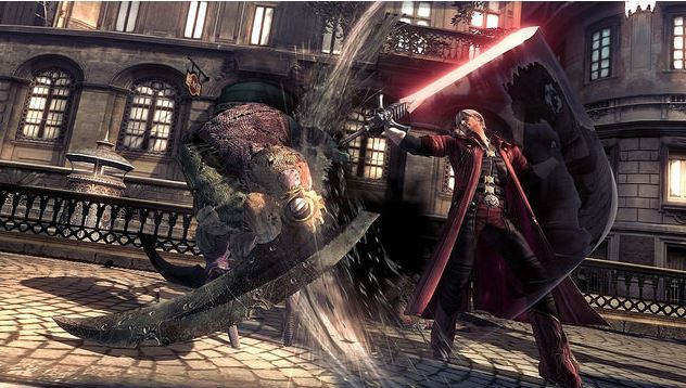 Devil May Cry 4 | Special Edition trailer