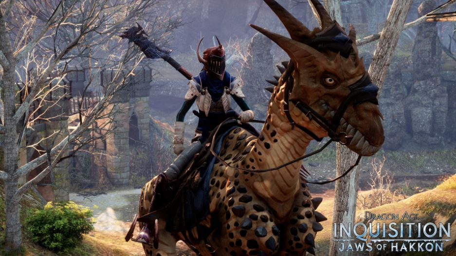 Dragon Age: Inquisition | Jaws of Hakkon DLC Official Trailer