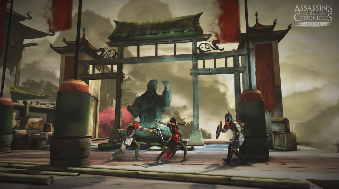 Assassin's Creed Chronicles Announcement Trailer