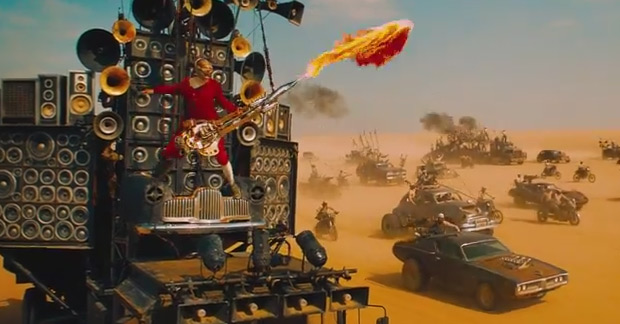 Mad Max: Fury Road | Official Main Trailer