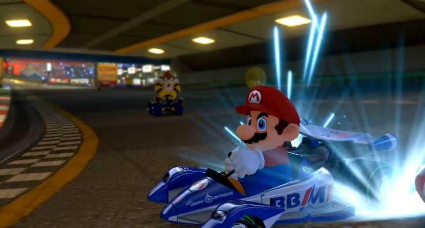 Mario Kart 8 | 200cc is here