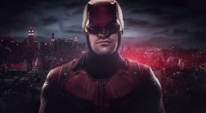 Marvel's Daredevil |  First Look at the Red Suit