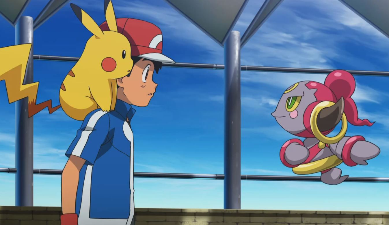 Pokemon the Movie: Hoopa and the Clash of Ages | Debut Trailer