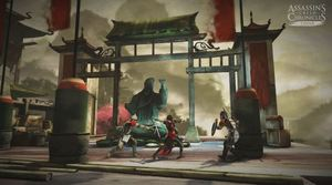 Assassin's Creed Chronicles: China | Launch Trailer