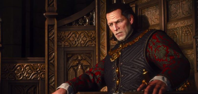 The Witcher 3: Wild Hunt | Charles Dance