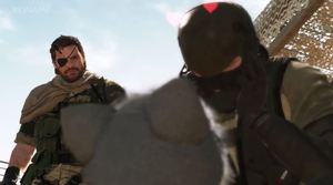 Metal Gear Solid 5 The Phantom Pain | Metal Gear Online Trailer (PS4)
