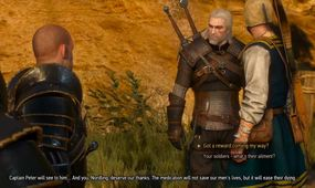 The Witcher 3: Wild Hunt | Precious Cargo quest