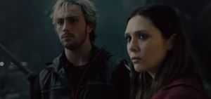 Avengers: Age of Ultron | Featurette with Black Widow and Scarlet Witch