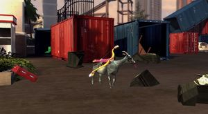 Goat Simulator | GoatZ Official Release Trailer