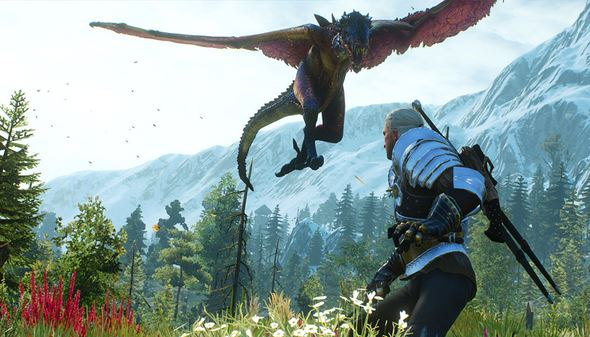 The Witcher 3: Wild Hunt   Rage and Steel Trailer