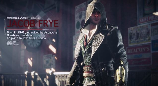 Assassin's Creed Syndicate | Jacob Frye Trailer