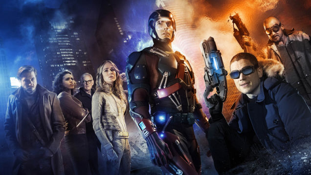 DC's Legends of Tomorrow | First Look