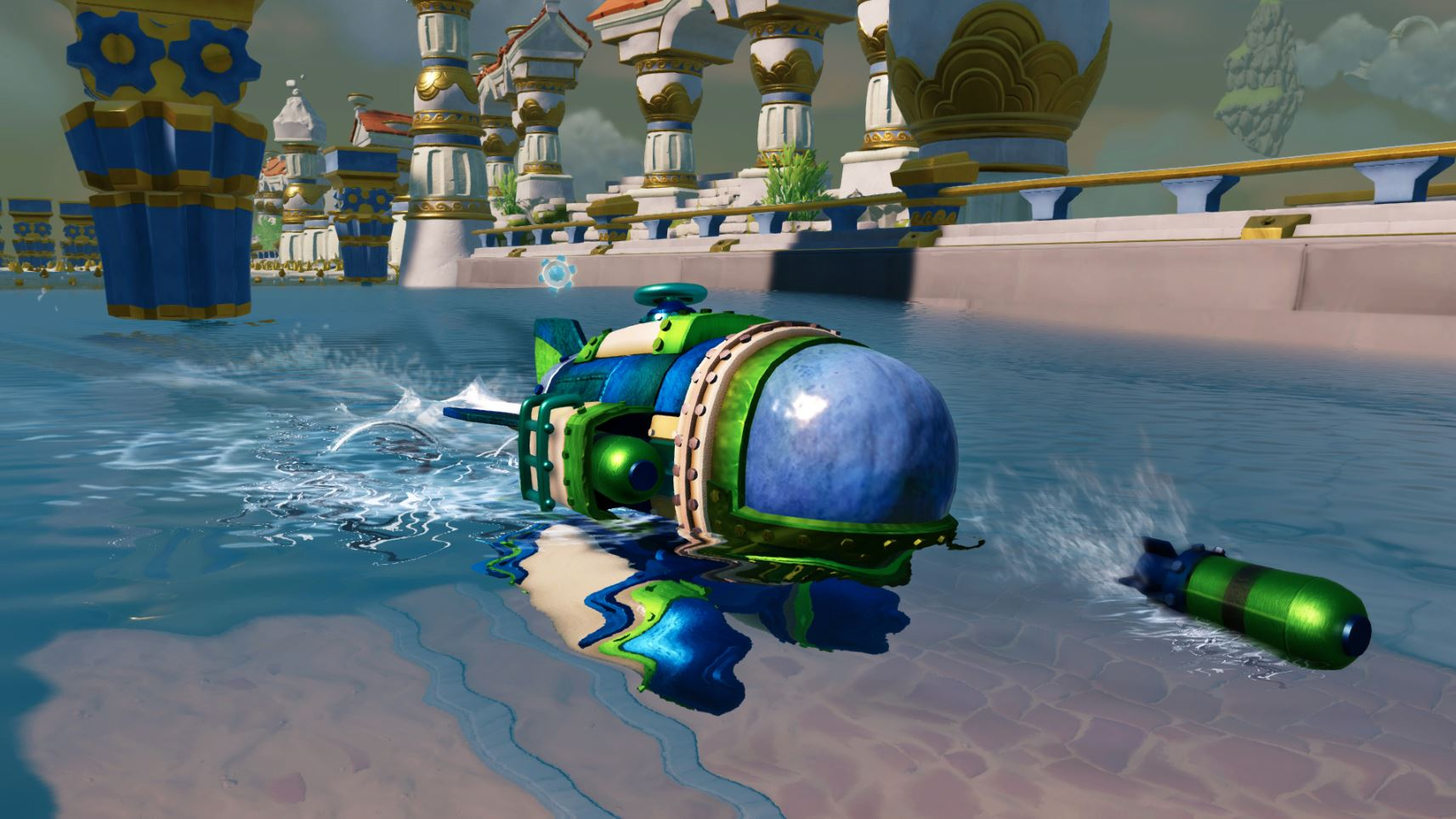 Skylanders Superchargers | 'Buckle Up' Reveal Trailer