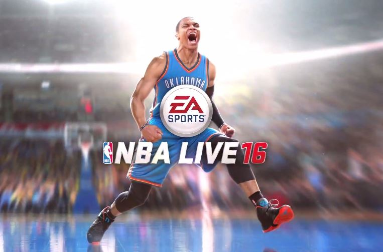 NBA LIVE 16 | Cover Announce Trailer