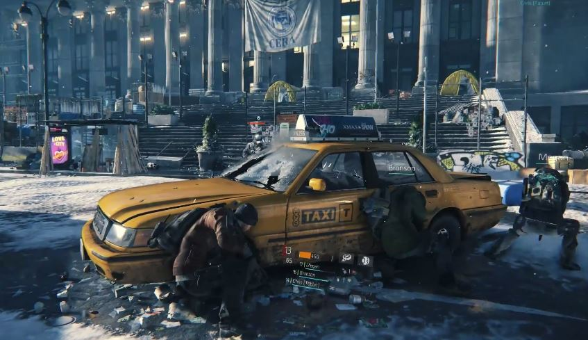 Tom Clancy's The Division | Community Q&A