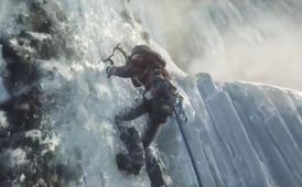 Rise of the Tomb Raider | E3 2015 gameplay