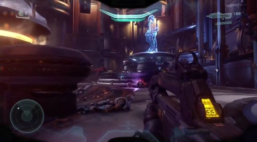 Halo 5 Guardians | E3 2015 Press Conference Gameplay