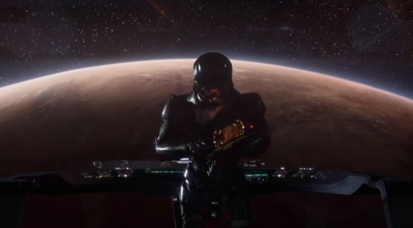 MASS EFFECT: ANDROMEDA  | Official E3 2015 Announce Trailer