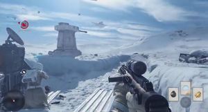 Star Wars Battlefront | Debut Gameplay from E3 2015
