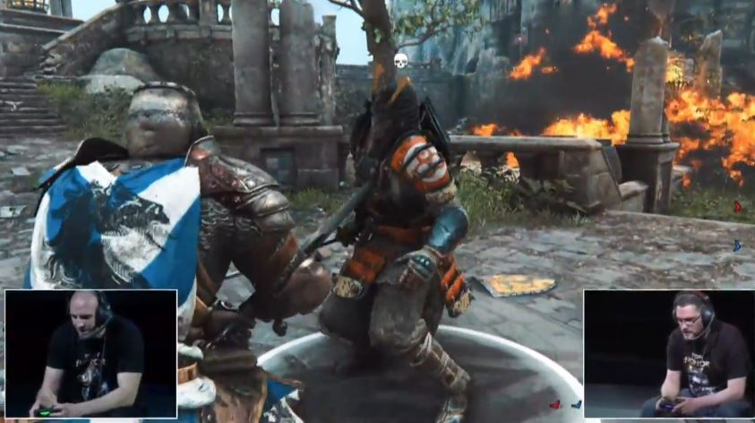 For Honor | Multiplayer Gameplay E3 2015