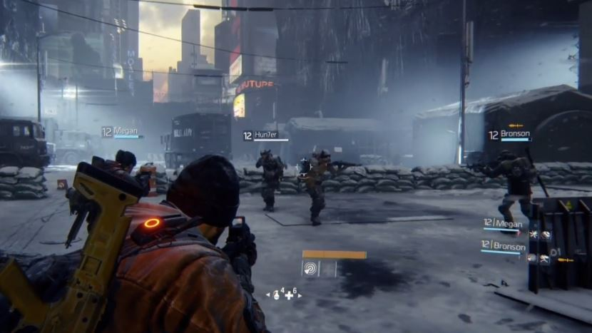 Tom Clancy's The Division | E3 2015 Trailer
