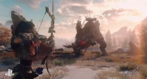 Horizon: Zero Dawn | Debut Trailer E3 2015