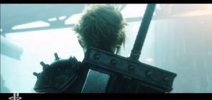 Final Fantasy 7 Remake | Debut Trailer E3 2015