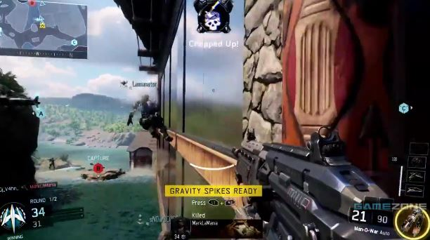 Call of Duty: Black Ops 3 | Multiplayer Reveal E3 2015