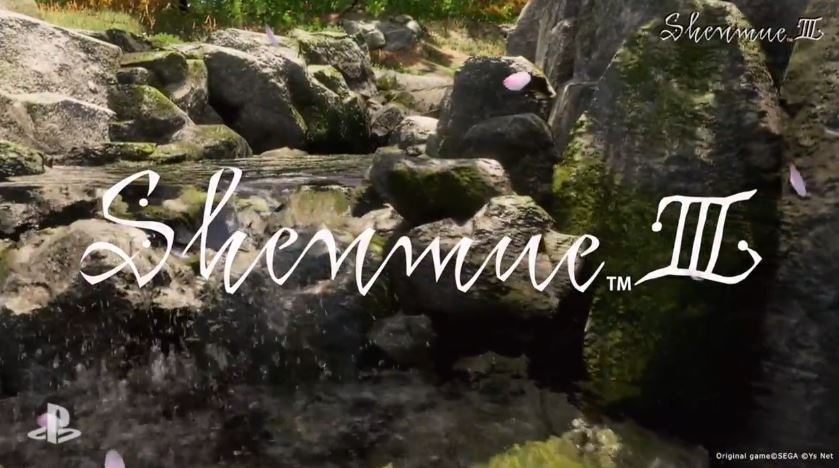 Shenmue 3 | Official Kickstarter Video Announcement E3 2015