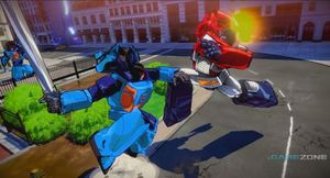 Transformers: Devastation | Debut Trailer E3 2015