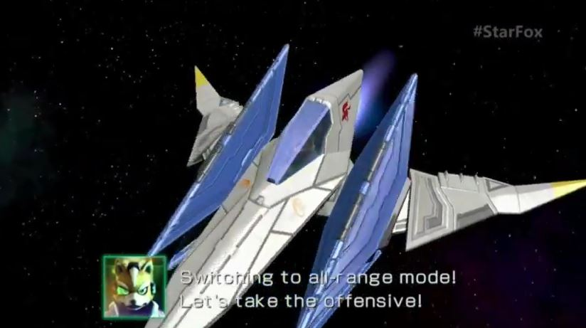 Star Fox Zero | E3 2015 Reveal Trailer