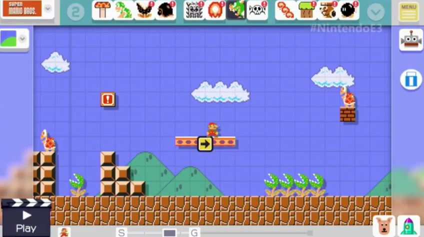 Super Mario Maker | E3 2015 Trailer