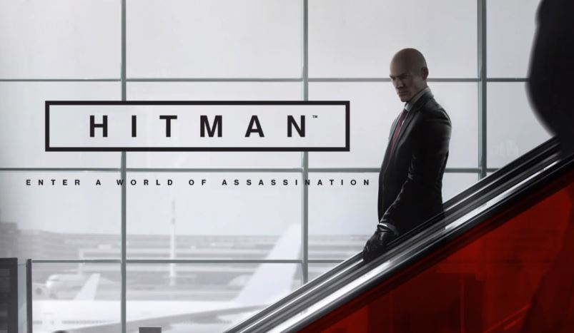 Hitman | Gameplay from Square Enix Press Conference