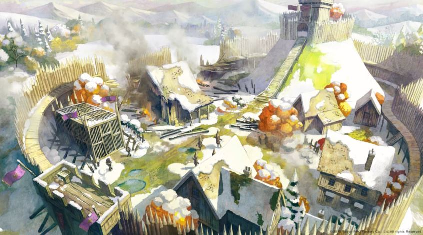 Project Setsuna | Debut Trailer E3 2015