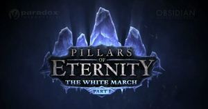 Pillars of Eternity: The White March | Announcement Trailer